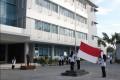 Hari Ibu 2011 Diperingati Dengan Upacara Bendera Yang Petugasnya Adalah Pegawai-Pegawai Wanita